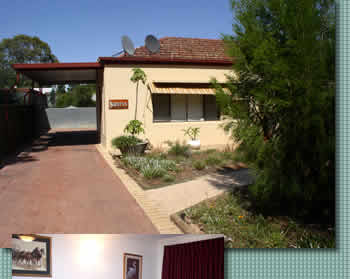 holiday home Loxton South Australia